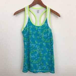 Womens Small Champion Duo Dry Racer Back Tank Top